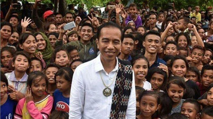 Bukan Tsamara, Ini Calon Menteri Termuda Kabinet Baru Jokowi Ma'ruf