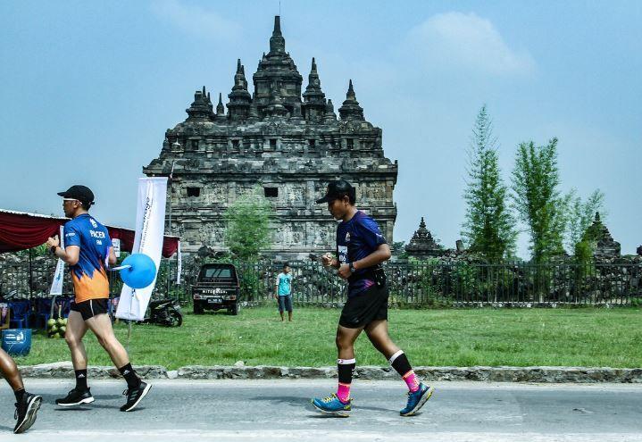 Berlari Sambil Berwisata di Mandiri Jogja Maraton 2019
