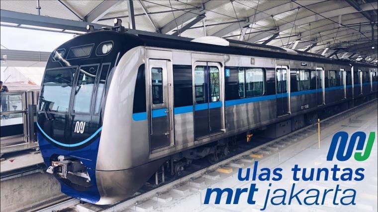 Moda Raya Terpadu (MRT) Jakarta atau  Angkutan Cepat Terpadu Jakarta
