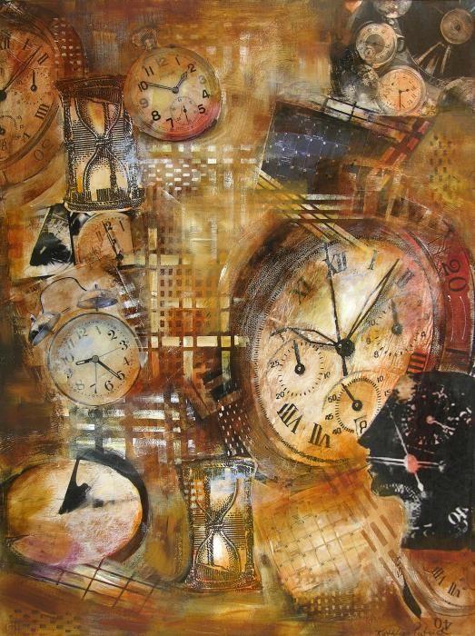 Sajak tentang Waktu