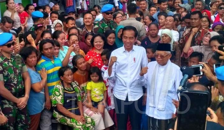 Selamat Pak Jokowi-Ma'ruf Amin, Bulan Madunya Jangan Lama-lama