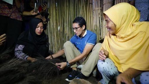 Perlukah Jokowi Merangkul Sandi Jadi Menteri?