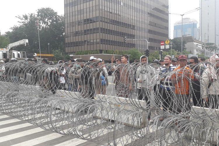 Akibat Aksi Demonstrasi Tolak Hasil Pemilu