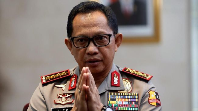 Dukung Kapolri Tekuk Dalang Demo KPU dan Bawaslu!