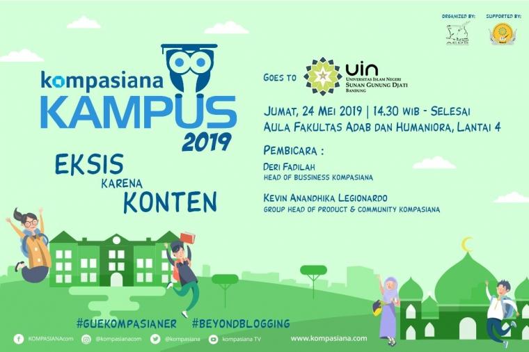 Menjadi Konten Kreator dan Melihat Tren UGC di Kompasiana Kampus, Yuk Ikutan Review Competitionnya!