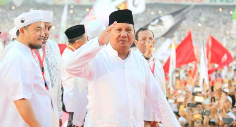 Misteri Surat Wasiat Prabowo Akhirnya Terungkap
