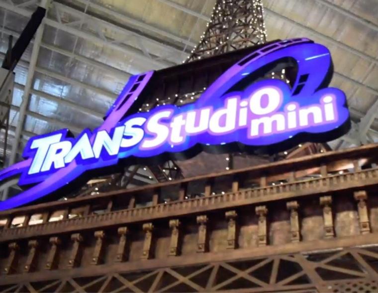 Berlibur Tanpa Takut Hujan di Trans Studio Mini Bogor