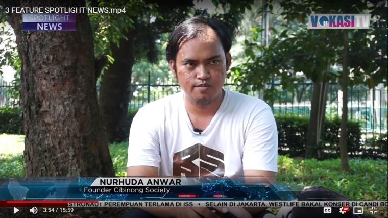 Kegigihan Pendiri Cibinong Society dalam Meningkatkan Pendidikan di Kabupaten Bogor