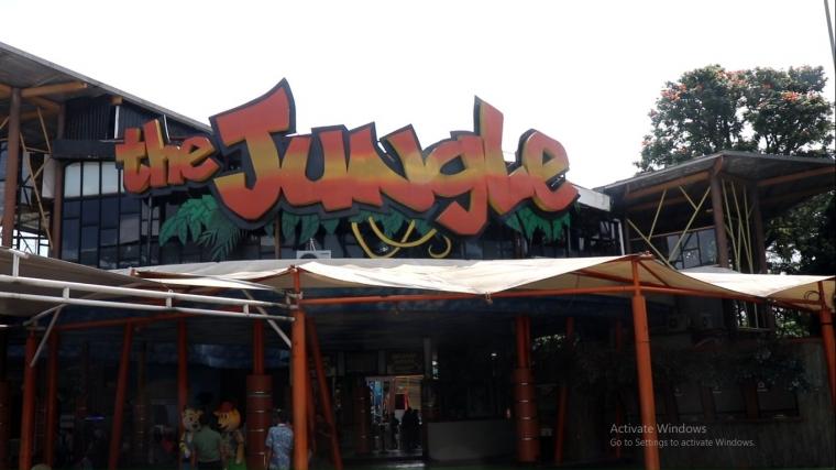 The Jungje Waterpark Wahana Air Terbesar di Bogor