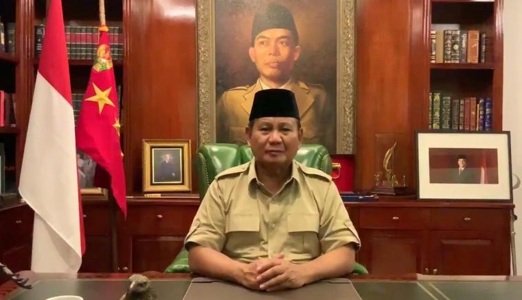 Pak Prabowo, Anda Telah Selamatkan Indonesia