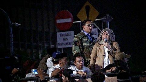 Fadli Zon, Peluru Tajam, dan Provokasi