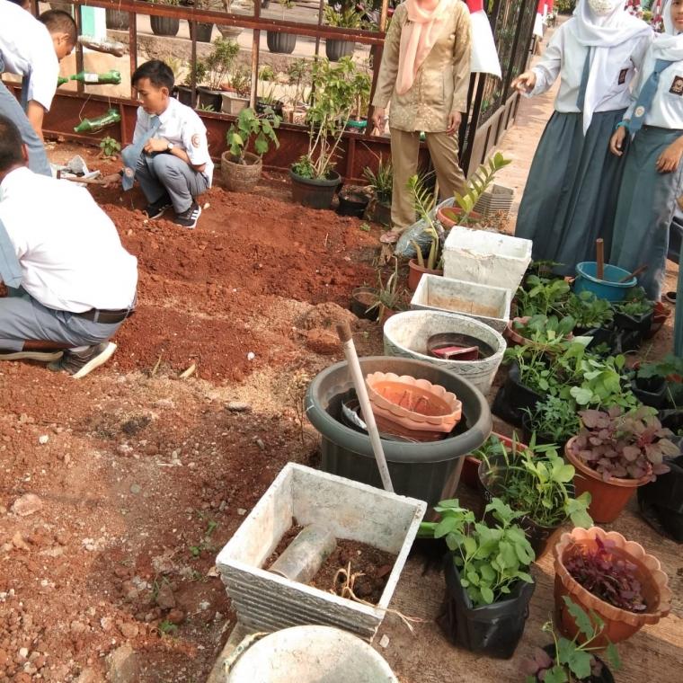 Menumbuhkan Minat Bertani Generasi Muda melalui Program Sekolah Adiwiyata