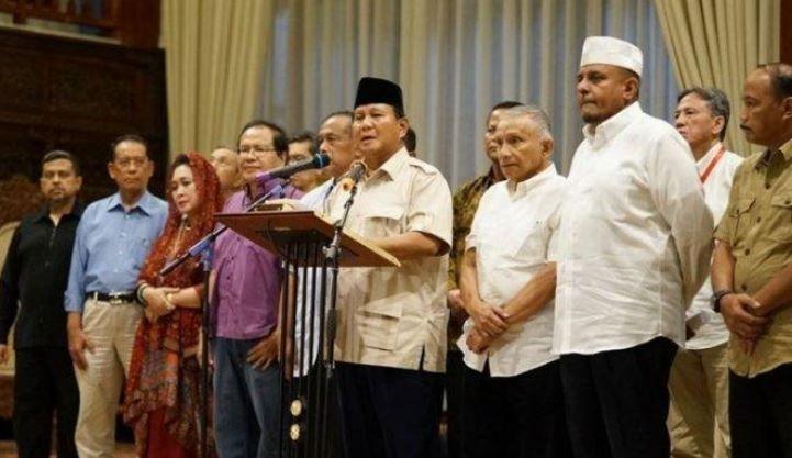 BPN Prabowo-Sandi, Pergilah ke MK dengan Kepala Tegak dan Terhormat