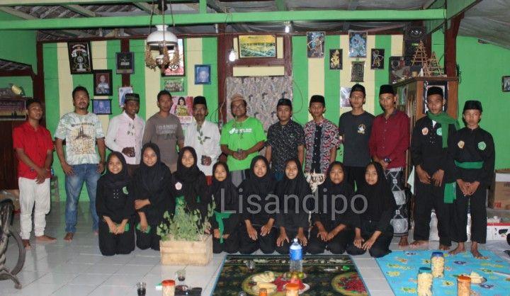 Ngaji Lingkungan Bersama Pesilat Pagar Nusa