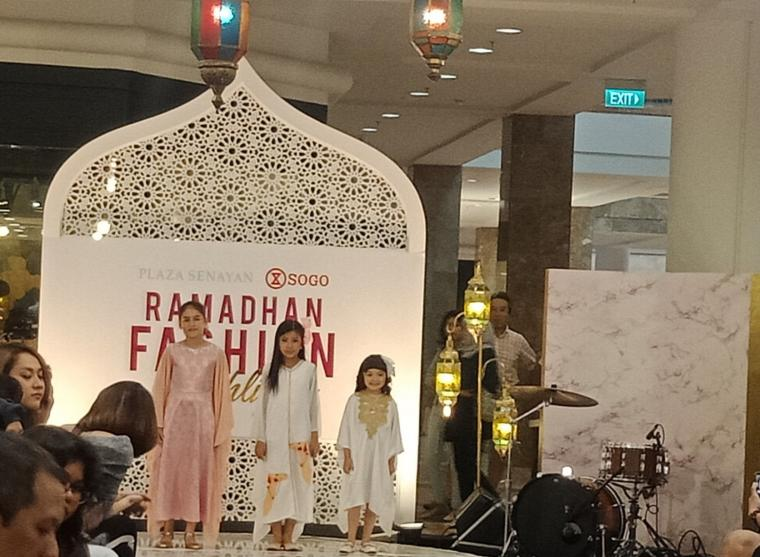 SOGO Plaza Senayan Hadirkan Koleksi Terbaiknya Melalui Ramadhan Fashion Highlight
