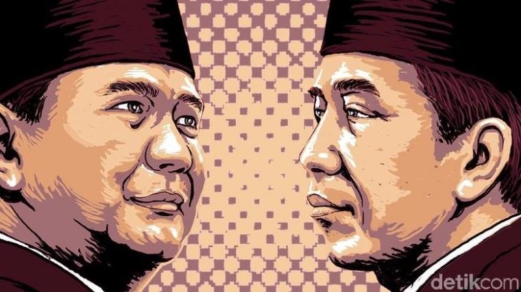 Jokowi Tak Harus Bertemu Prabowo, Ini Alasannya