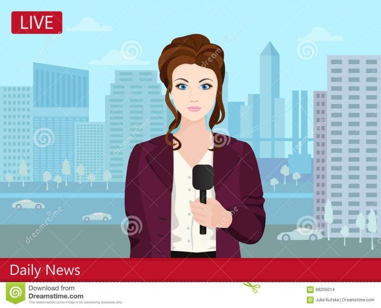 Ketika Program Berita TV Tak Netral, Sosmed jadi Acuan, Hoaks Jadi Ancaman