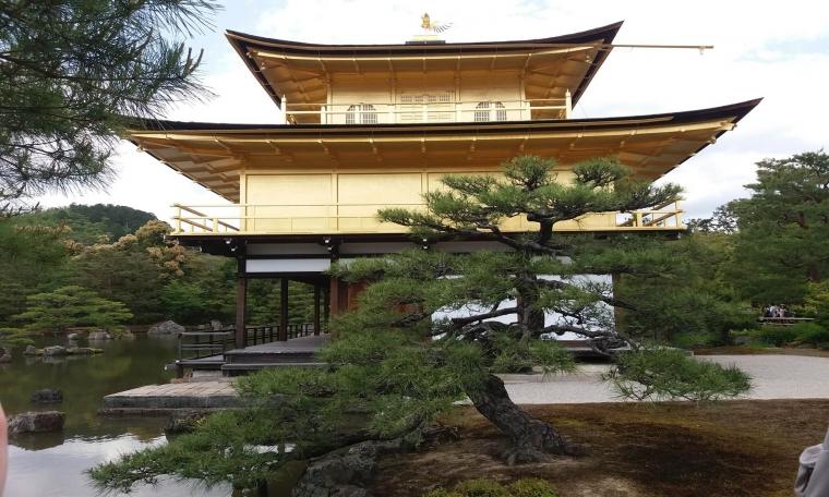 Jepang Negara Seribu Kuil