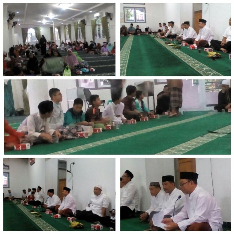Masjid Nurul Hikmah Kelapa Dua Wetan Kembali Menebar Berkah di Bulan Ramadan