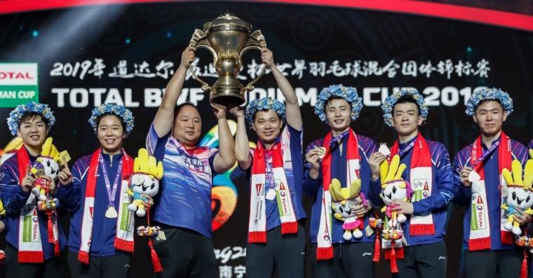 Apa yang Terjadi dengan Jepang dalam Final Piala Sudirman Lawan China?