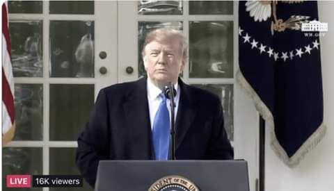 Inilah Ucapan Selamat Presiden AS Donald J Trump kepada Presiden Terpilih RI Ir Joko Widodo