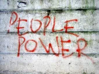 Akhiri People Power, Saatnya Berbenah Menuju Peradaban Demokrasi yang Bermartabat