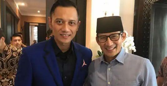 Seandainya AHY dan Sandi Masuk di Kabinet Jokowi