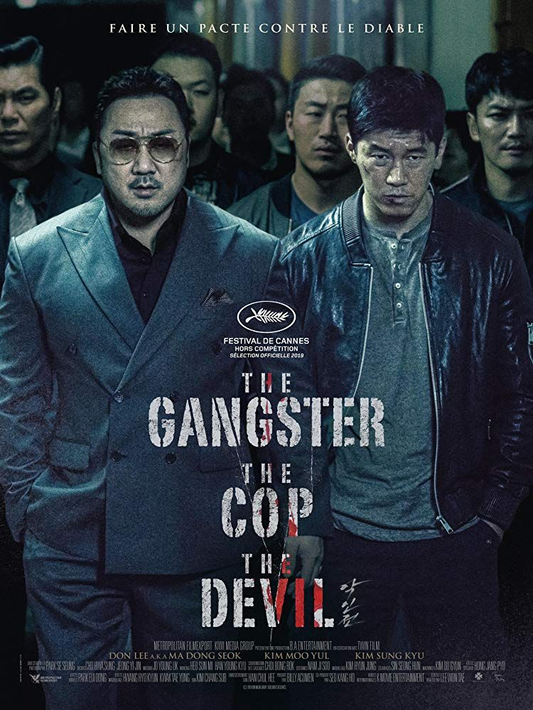 """[Review]  """"The Gangster, The Cop , The Devil"""""""