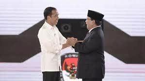 Jokowi dan Prabowo Rekonsiliasi Setelah Mendengar Lagu Ini?