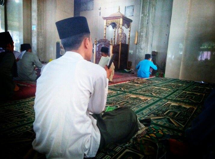 Berburu Lailatul Qadr