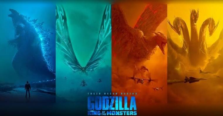 """Godzilla: King of The Monsters"", Sekuel Epik dalam Parade Visual Efek Spektakuler"