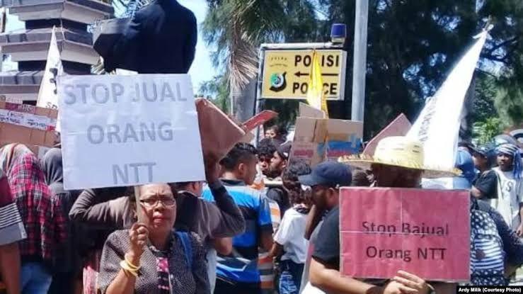 Melawan Praktik Perdagangan Orang di Nusa Tenggara Timur