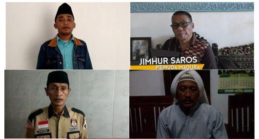 Sejumlah Tokoh Bangkalan Apresiasi TNI-Polri dalam Pengamanan Demo di KPU-Bawaslu Pusat
