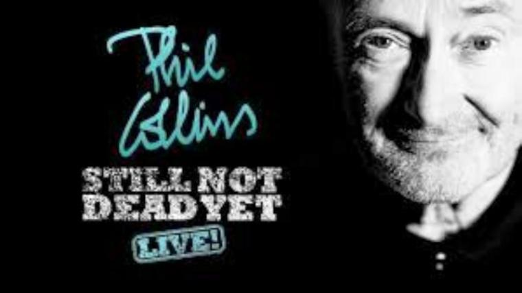 """Phil Collins dengan Lagunya """"In The Air Tonight"""""""