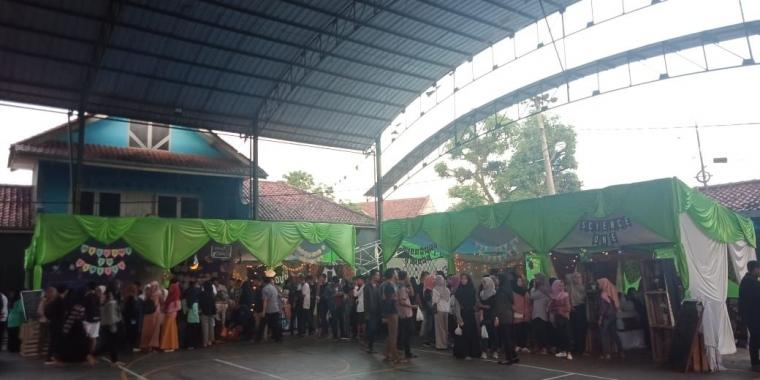 SMA Negeri 1 Banjar Gelar Festival Semarak Ramadan