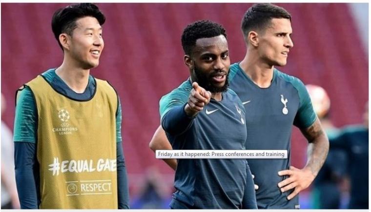 Tottenham Mampu Tumbangkan Liverpool, Tapi...