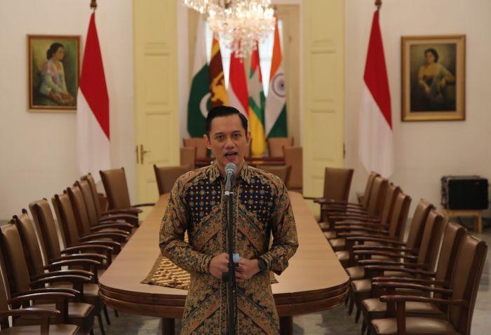 AHY Berpeluang Besar Menjadi Menteri Jokowi
