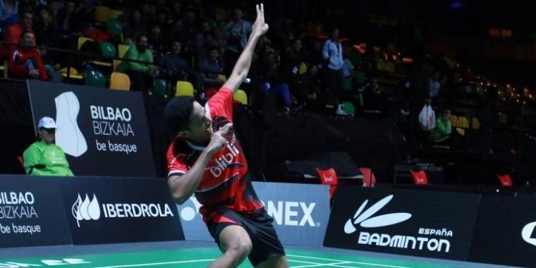 Menunggu Jonatan Christie Ditantang Chico Aura di Australian Open 2019