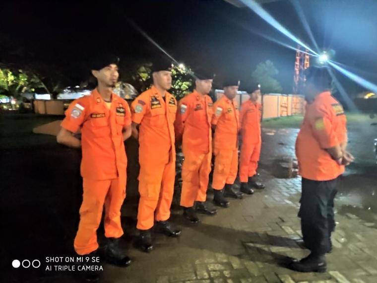 Tim SAR Bone Kirim Personel ke Sidrap Cari Bocah Tenggelam di Sungai
