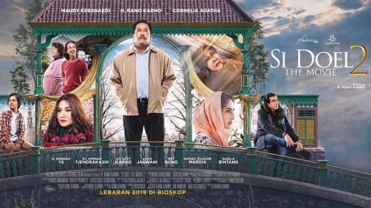 """Si Doel The Movie 2"" Lanjutan Romantis Historis (Seorang) Anak Betawi"