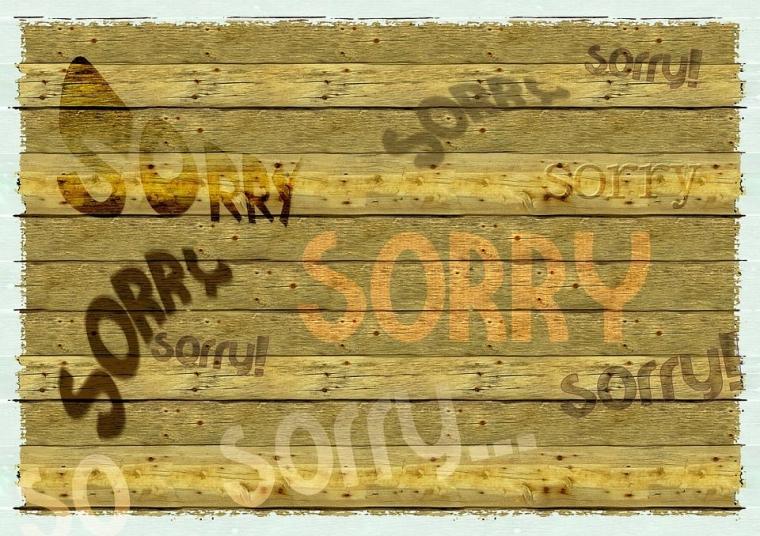 Puisi | Maafkan!