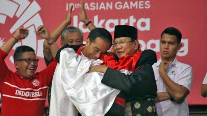 Surat Terbuka: Pak Jokowi dan Pak Prabowo, Berdamailah!