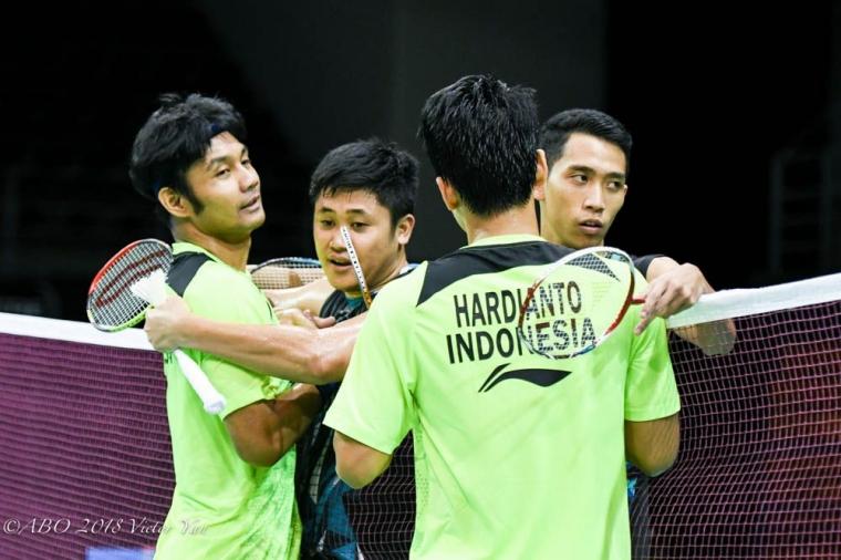 Tiga Tunggal Terbaik Indonesia Lolos ke Babak Kedua Australian Open 2019