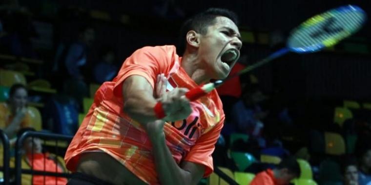 Duel Sengit Chico Aura Versus Tanongsak di Australian Open 2019