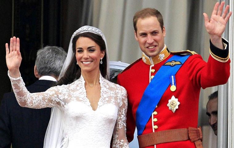 Pangeran William Bakal Gantikan Ratu Elizabeth II?