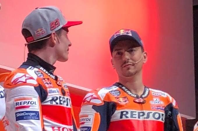 Marquez Vs Lorenzo dalam Intrik MotoGP 2019