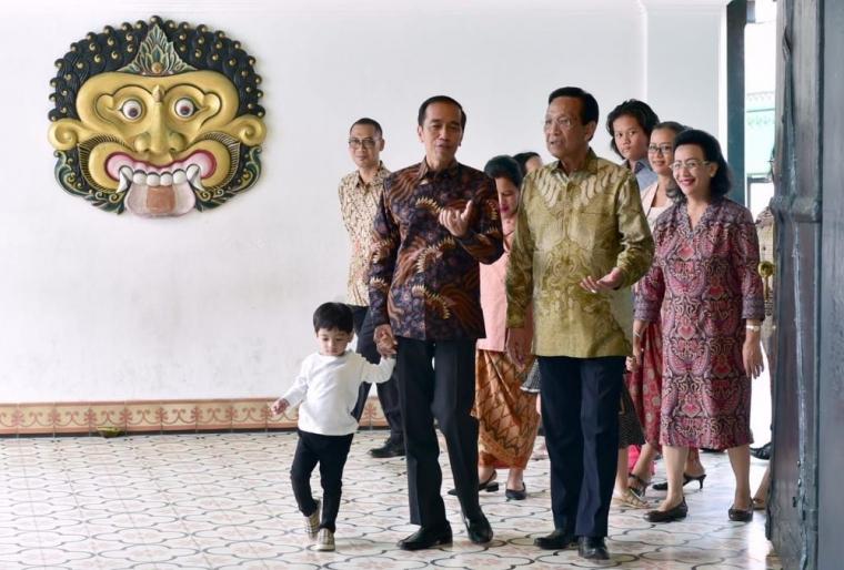 Batik Jokowi