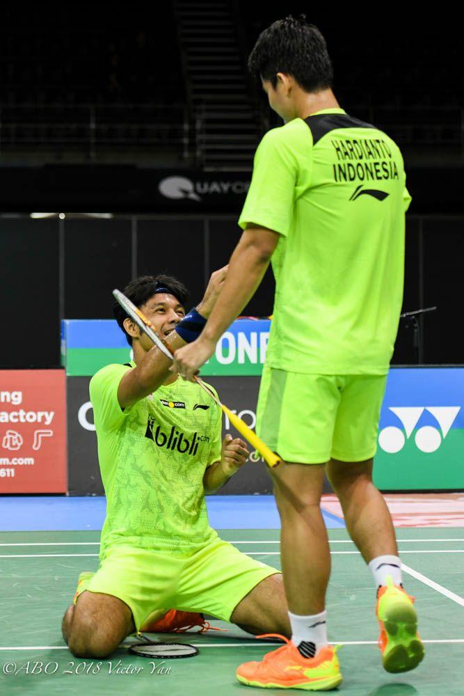 Empat Wakil Indonesia Melaju ke Semifinal Australian Open 2019