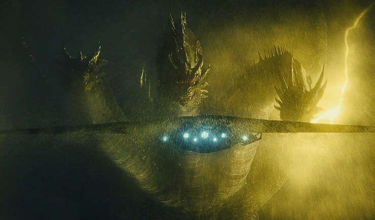 Kebangkitan para Kaiju, Godzilla: King Of The Monsters 2019