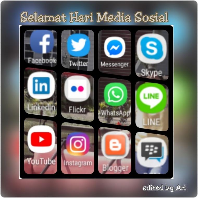 Selamat Hari Media Sosial, Mari Bermedsos dengan Bijak